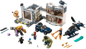 The Worst LEGO Marvel Sets of All Time (Part 1)
