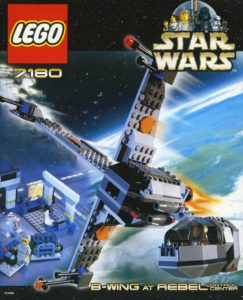 Best LEGO Star Wars Set of 2000