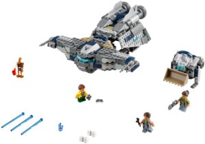 10 Worst LEGO Star Wars Sets of All Time