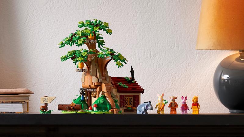 LEGO Winnie The Pooh - Header Image