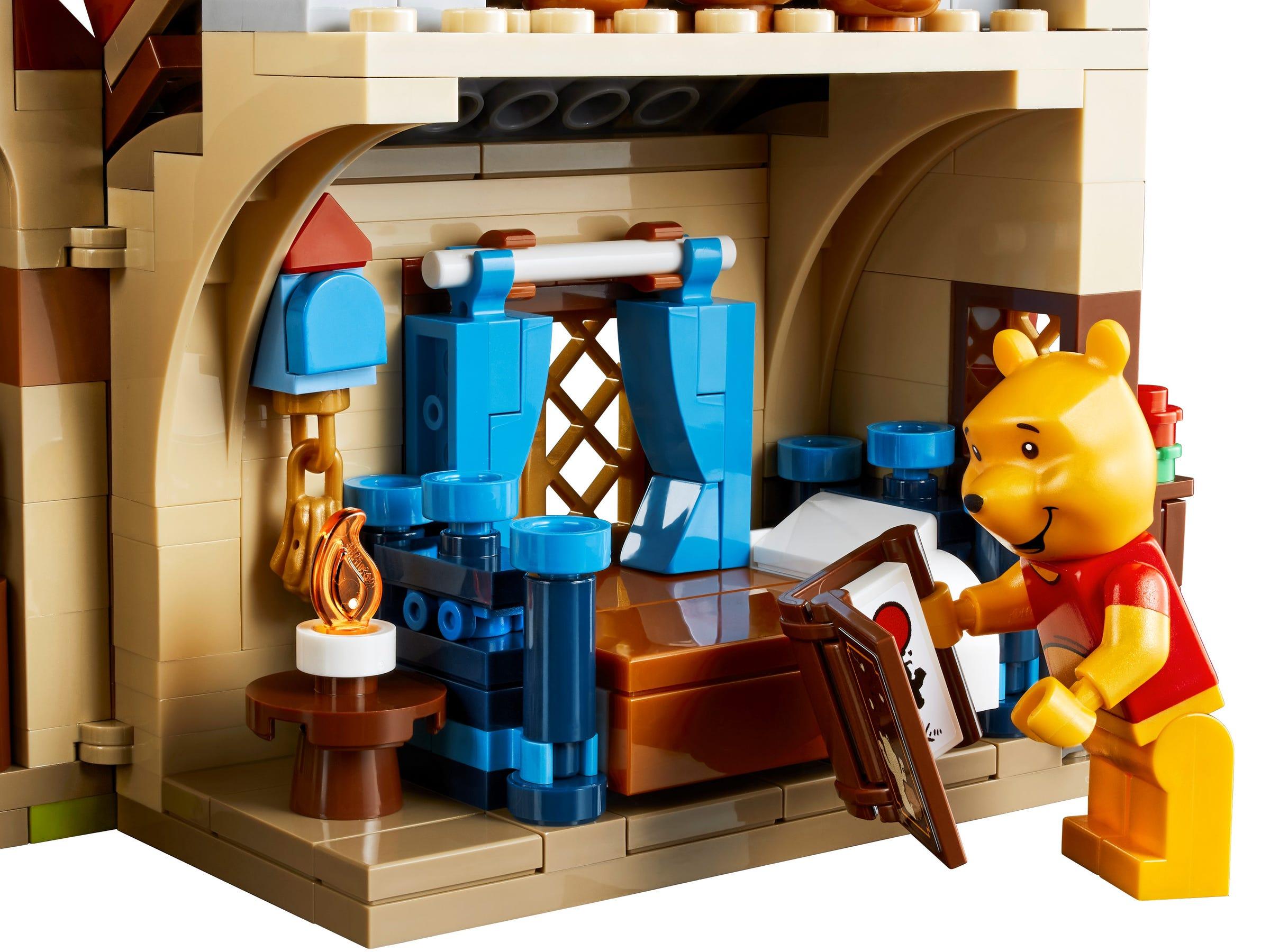 LEGO Winnie The Pooh - Interior Shot