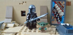 How to Make Your Own Custom LEGO Mandalorian Minifigures