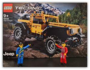 LEGO Jeep Wrangler: A Review of Set 42122