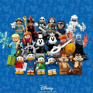 LEGO Disney CMF Series 2: A Retrospective (Part 2)