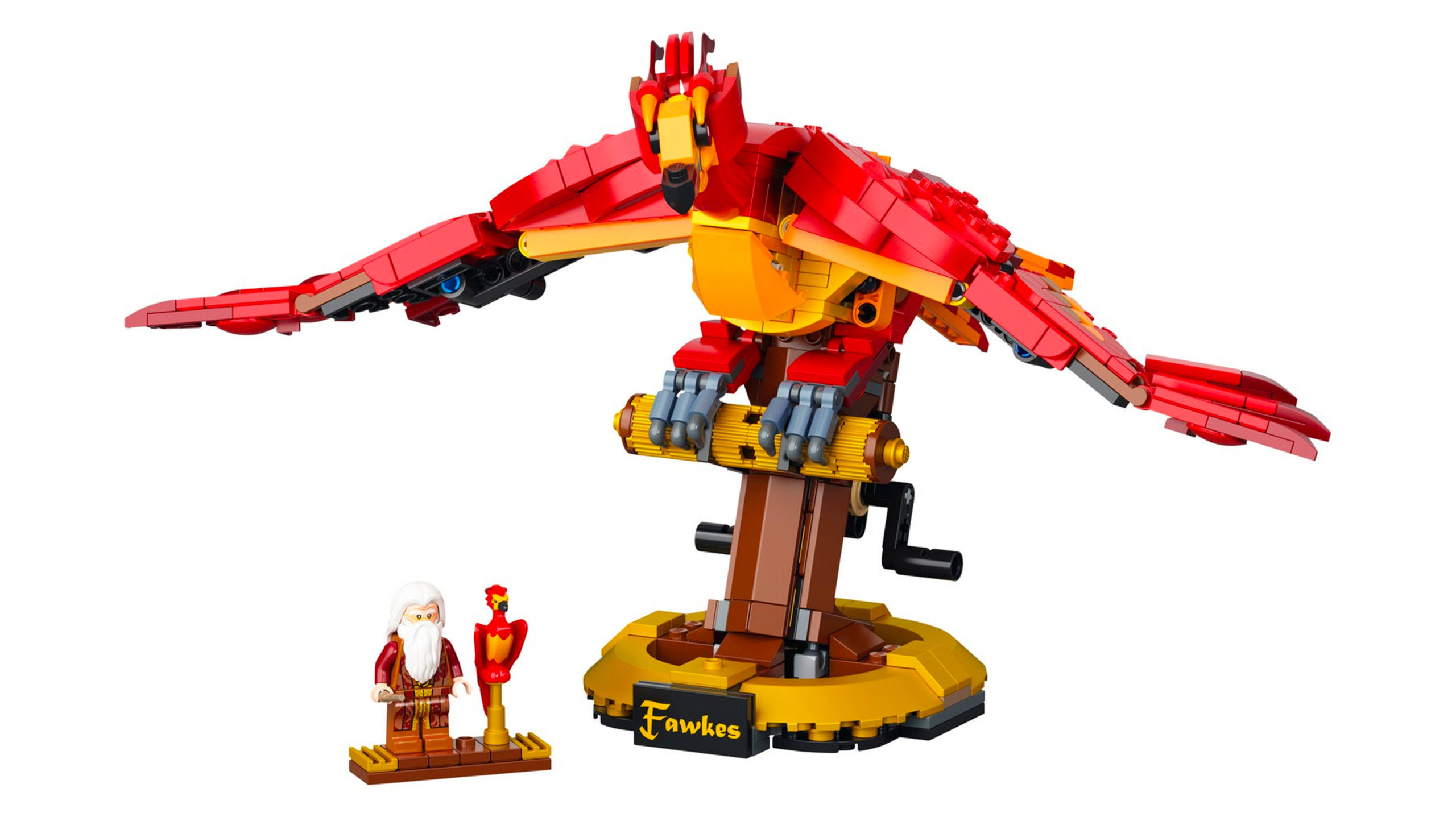 LEGO Harry Potter Fawkes