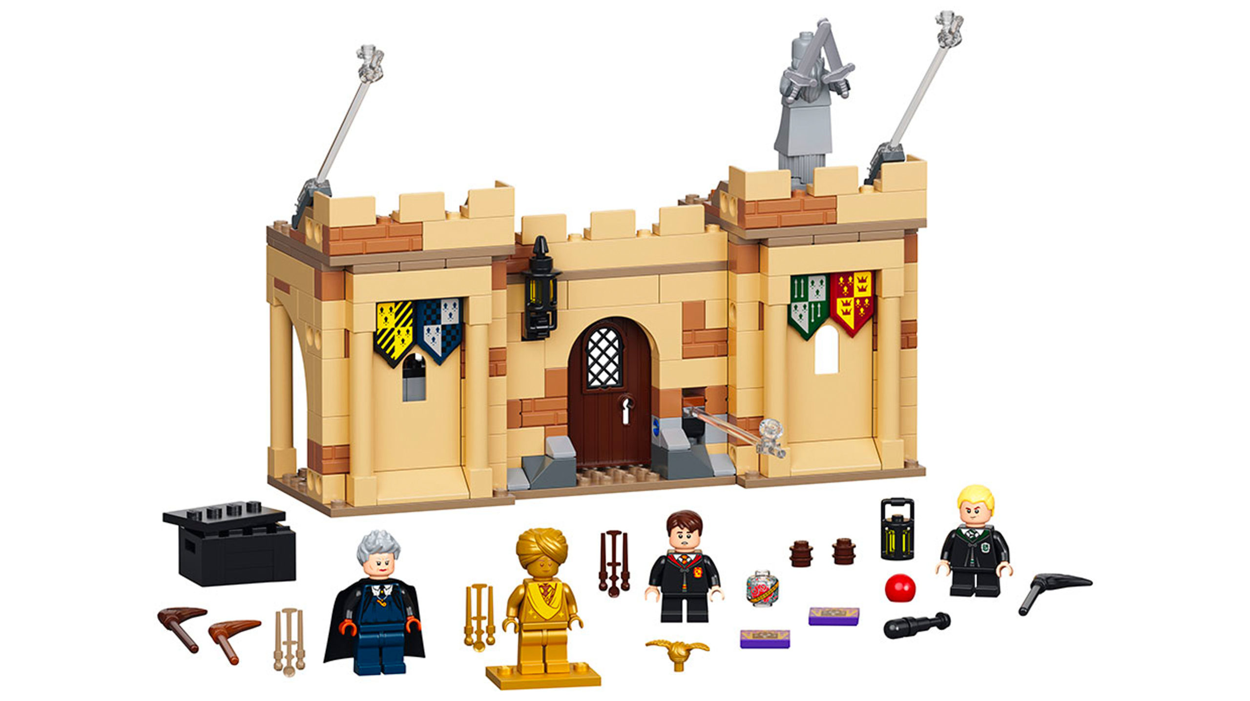 LEGO Harry Potter - First Flying Lesson