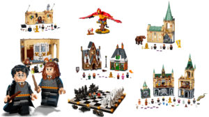 Breaking Down The Latest LEGO Harry Potter Sets