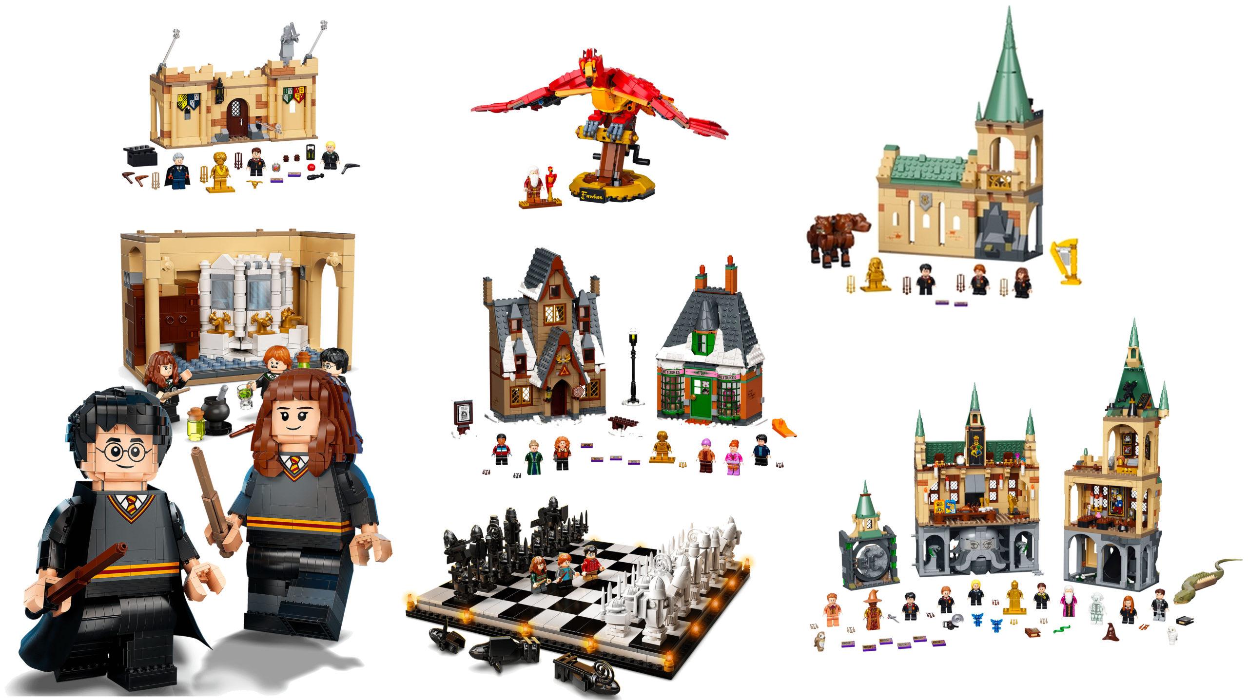 LEGO Harry Potter All Sets