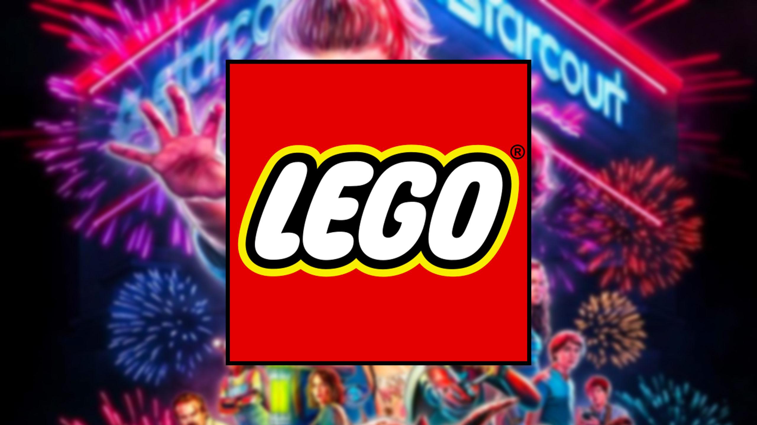 LEGO Stranger Things Header Image