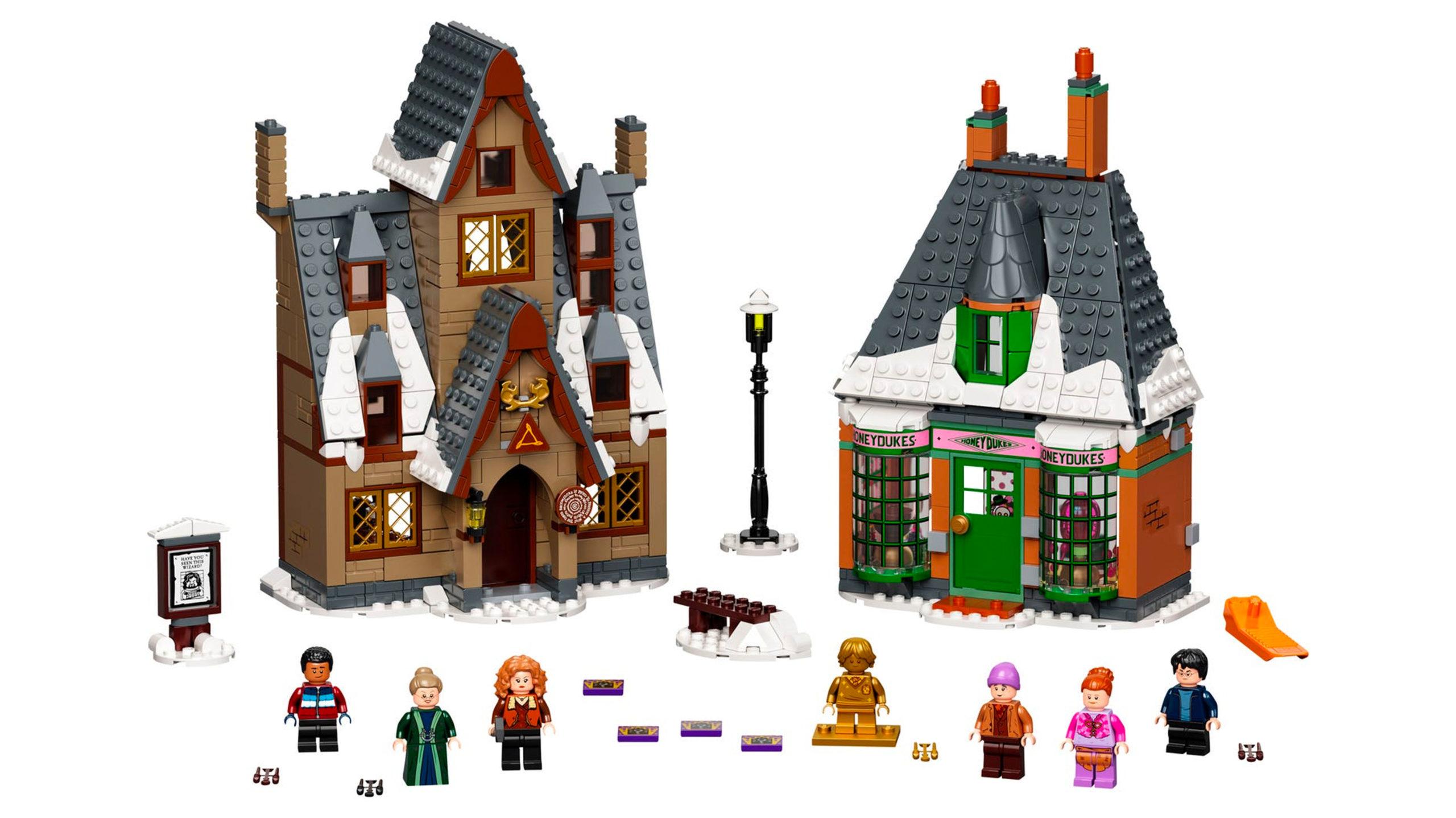 LEGO Hogsmeade