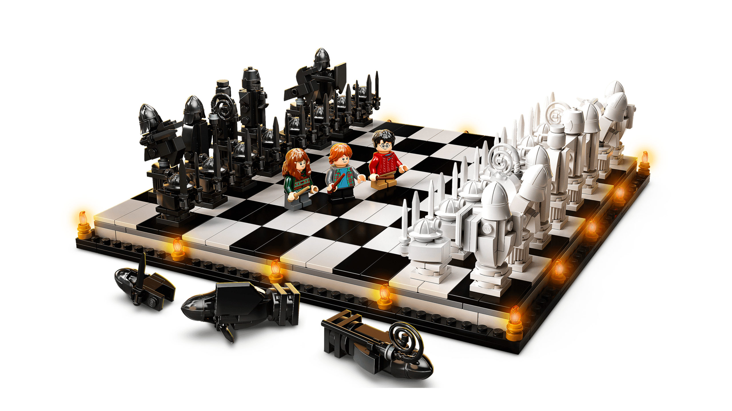LEGO Harry Potter Chess Board