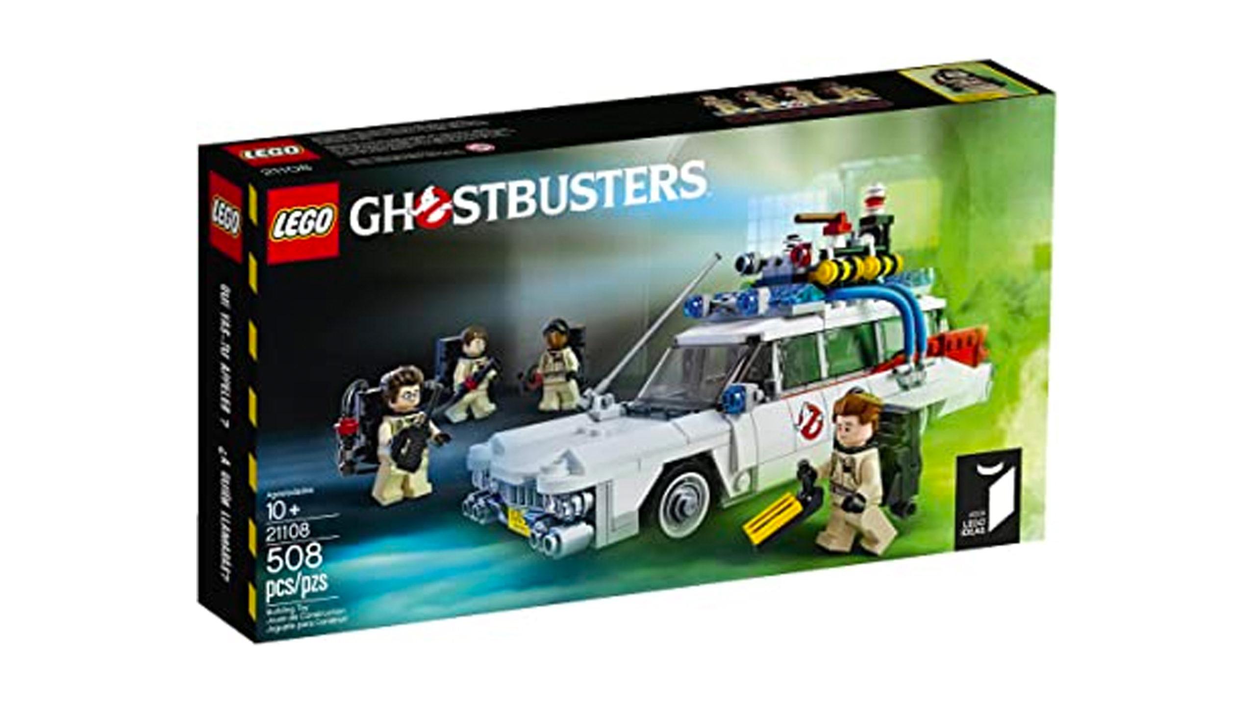LEGO Licensed Sets - Ghostbusters Set