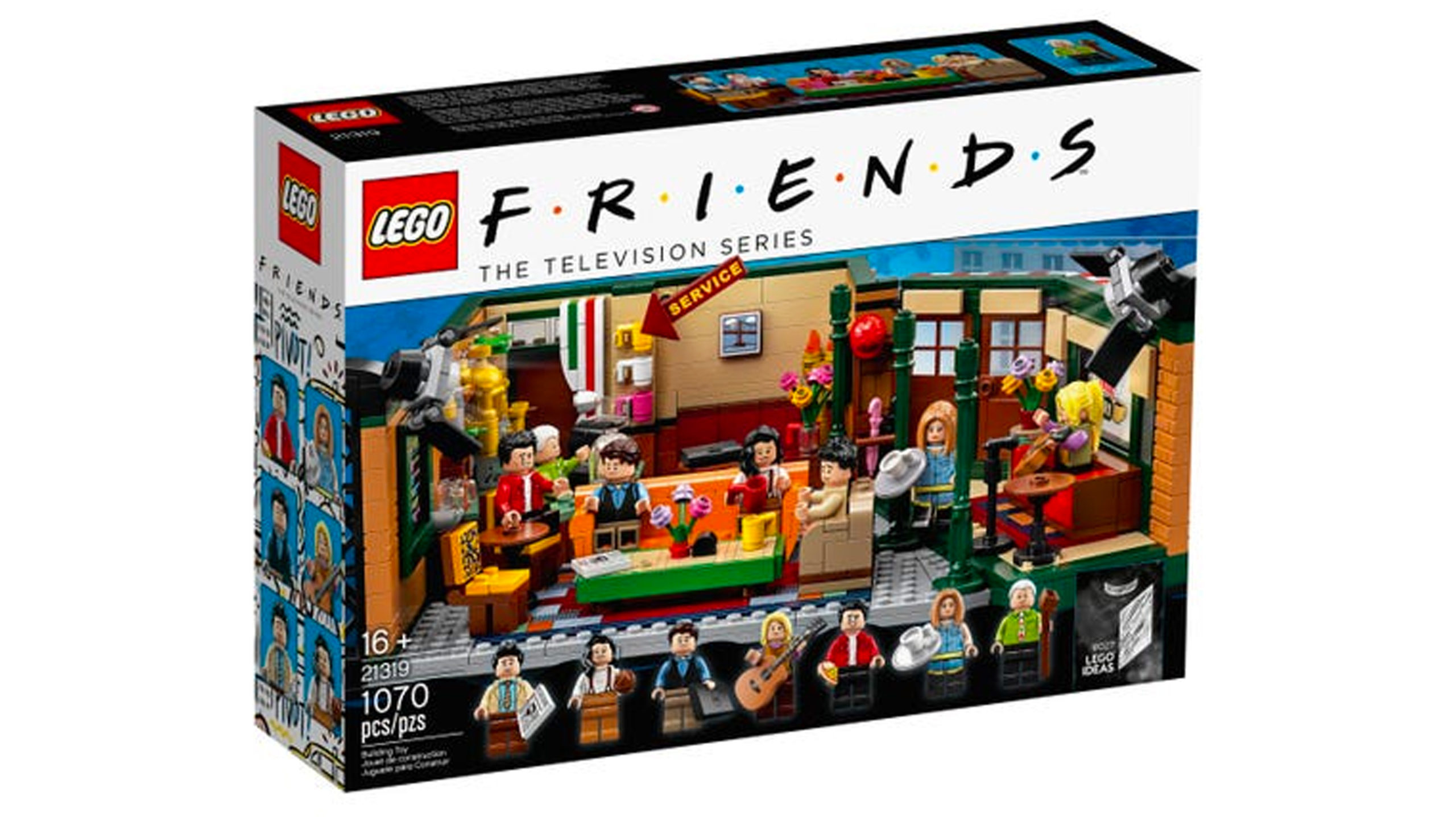LEGO Licensed Sets - Friends Set