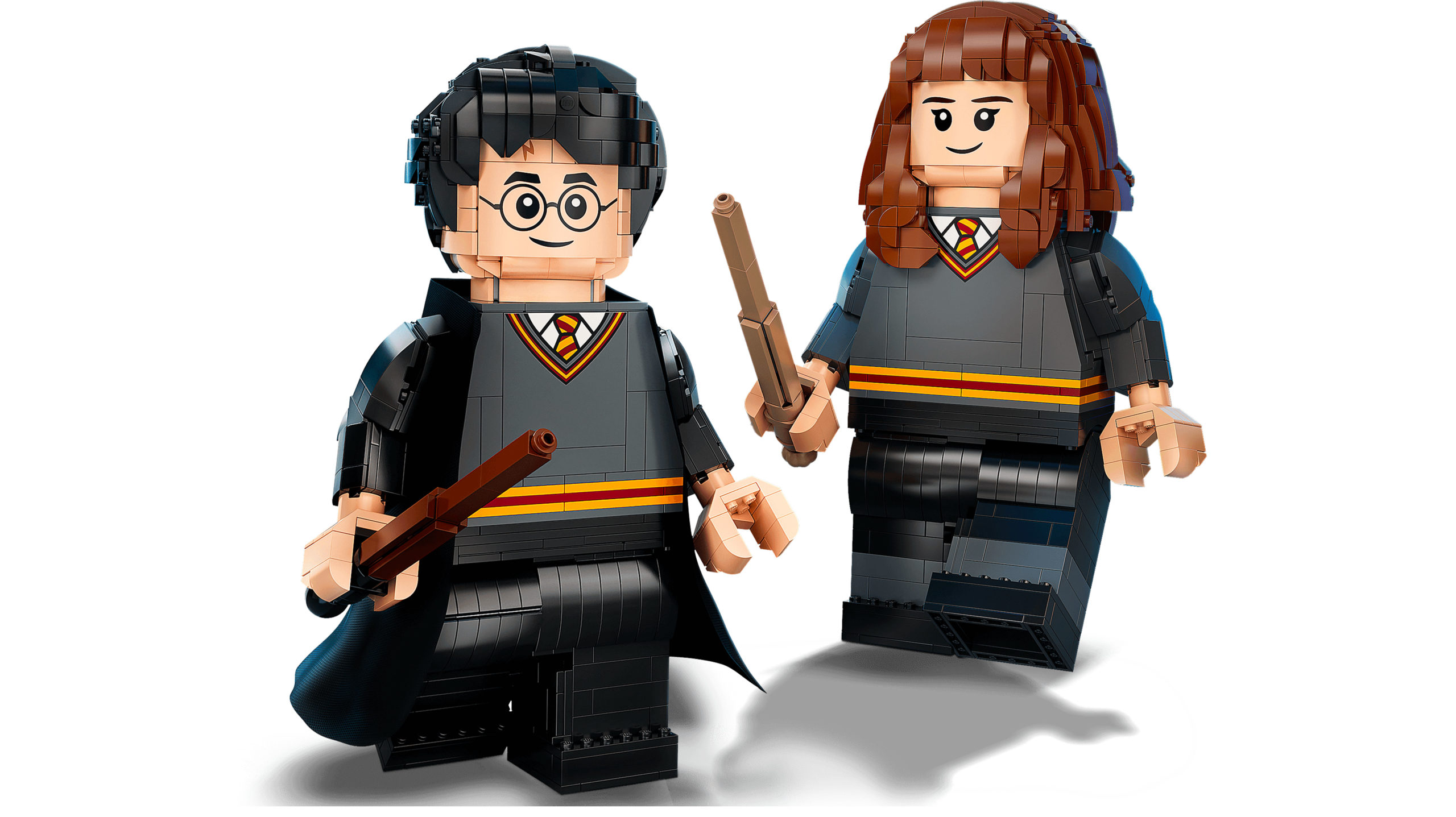 LEGO Harry and Hermione