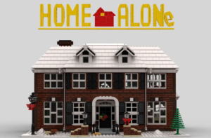 Interview with an AFOL: lego.adwind, LEGO Home Alone Designer