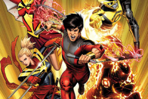 What is LEGO Shang-Chi?