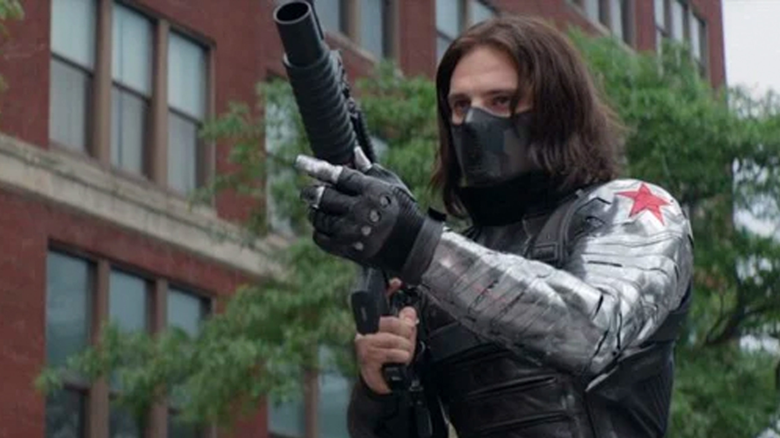 The Winter Soldier - HYDRA Outfit