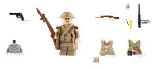 How to Create Your Own Custom LEGO Military Minifigures?