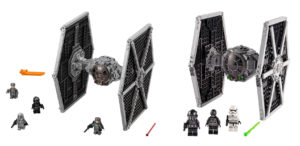 A Little Short for a Stormtrooper: The Downsizing of LEGO Star Wars Sets