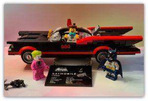 LEGO 76188 Batman Classic TV Series Batmobile Set Review