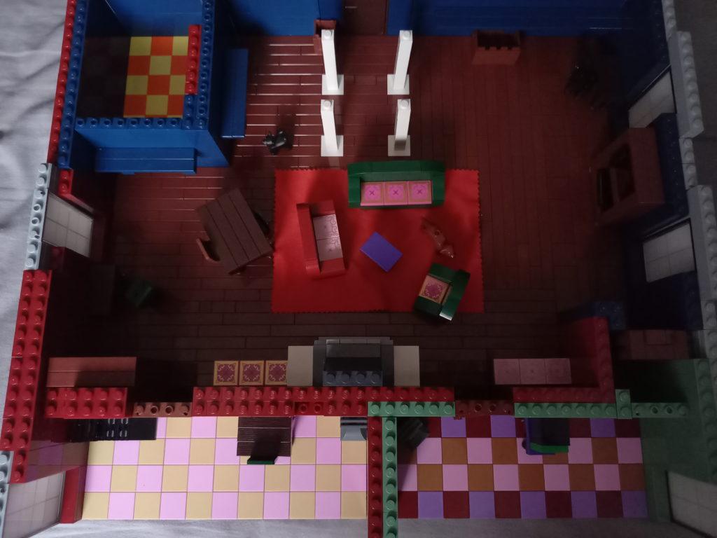 LEGO Sherlock holmes
