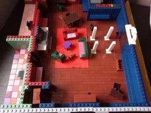 LEGO Sherlock's Home: Sherlock Holmes' Sweet Home MOC (Part 2)