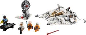 LEGO 75259 Snowspeeder 20th Anniversary Edition Set Review