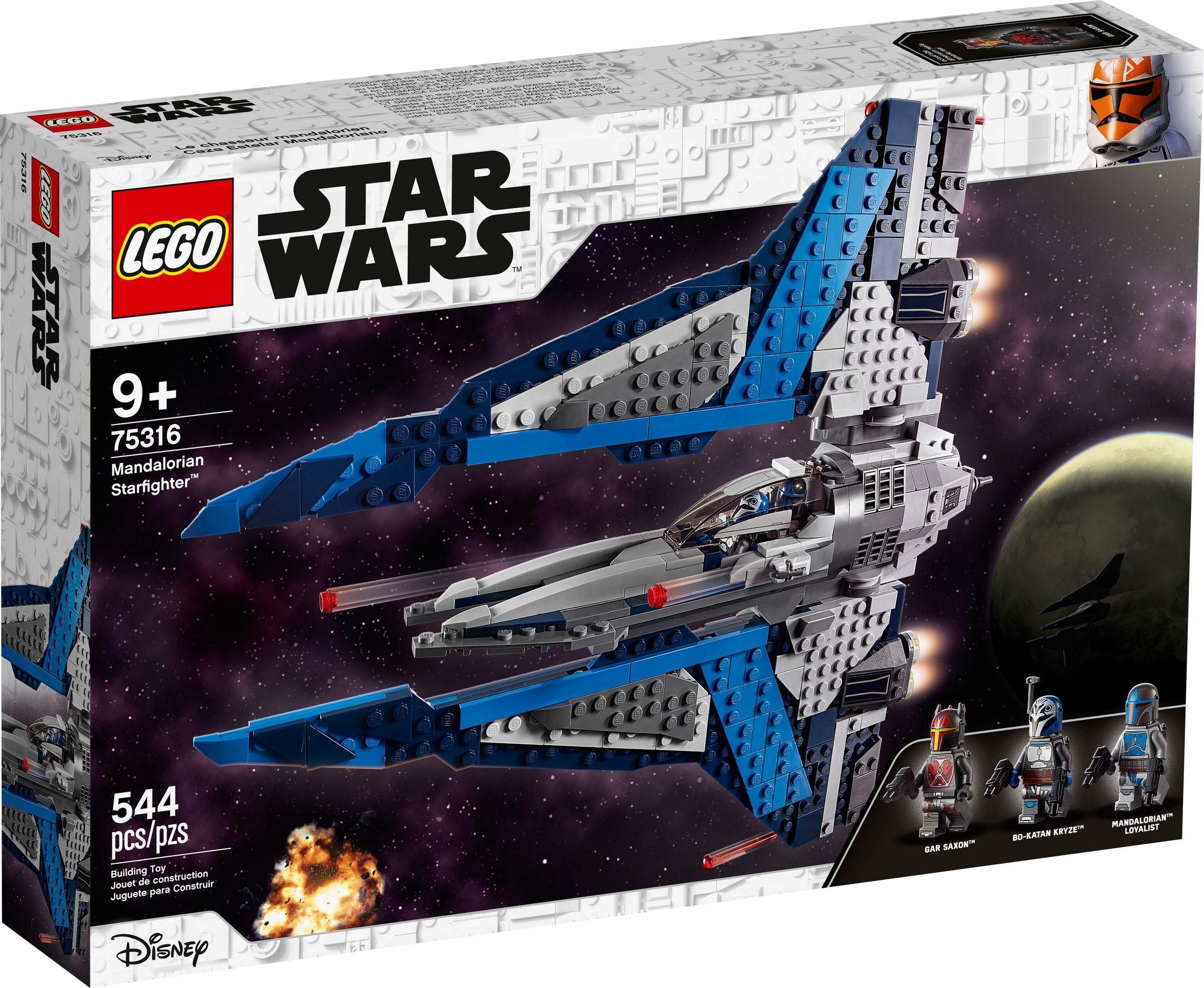 star wars lego 2021