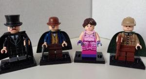 LEGO Sherlock's Home: Sherlock Holmes' Sweet Home MOC (Part 1)