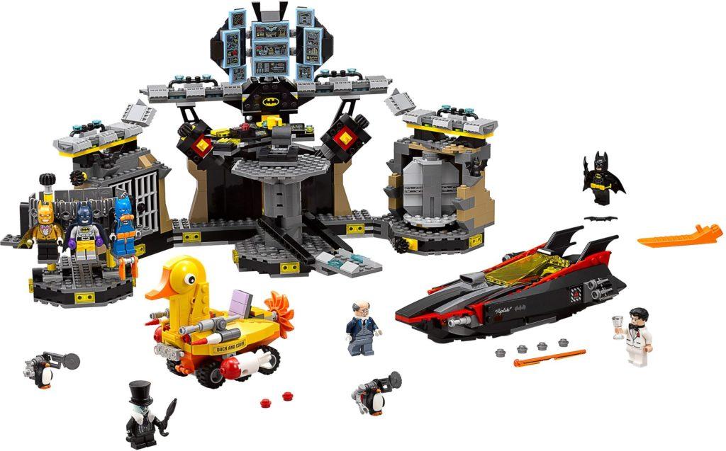 70909: Batcave Break-In