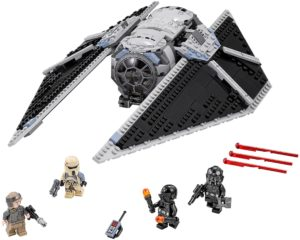 LEGO 75154 TIE Striker Set Review