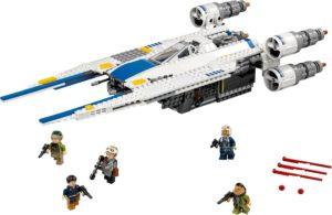 LEGO 75155 Rebel U-wing Fighter Set Review