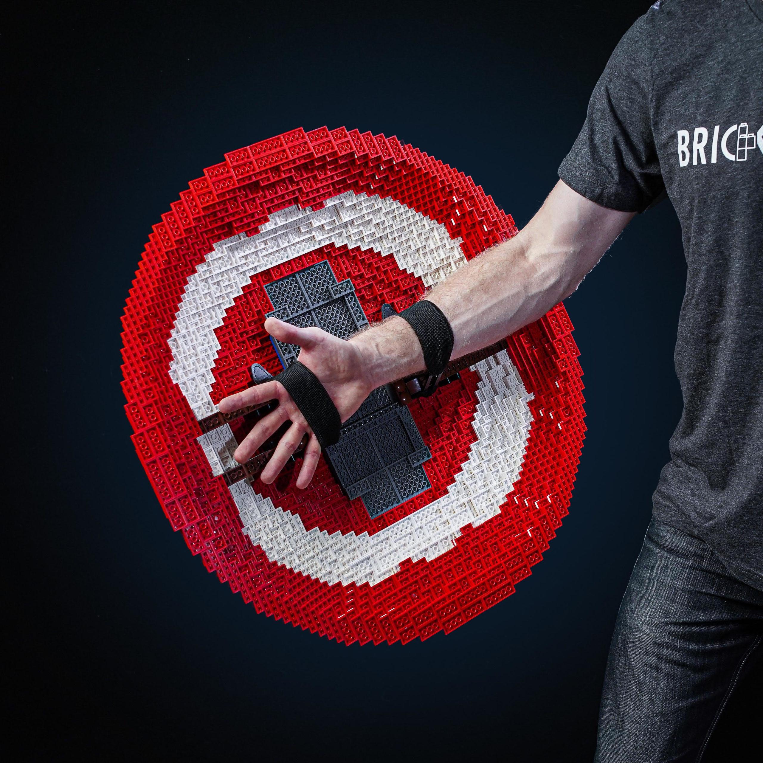 Captain America Shield - Handle