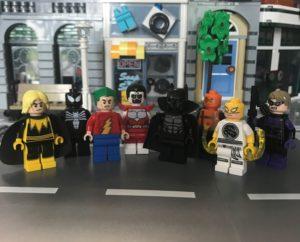 How to Make Your Own Custom LEGO Marvel Comics Minifigures