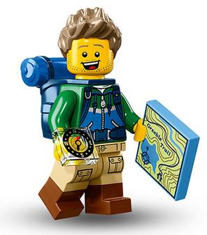 UV and Pad Printing - LEGO Walker Minifigure