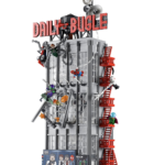 Breaking Down The Daily Bugle Minifigures