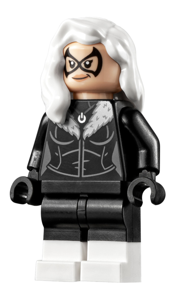 LEGO Black Cat Minifigure