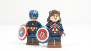Useful Parts From The Marvel Collectable Minifigure Series