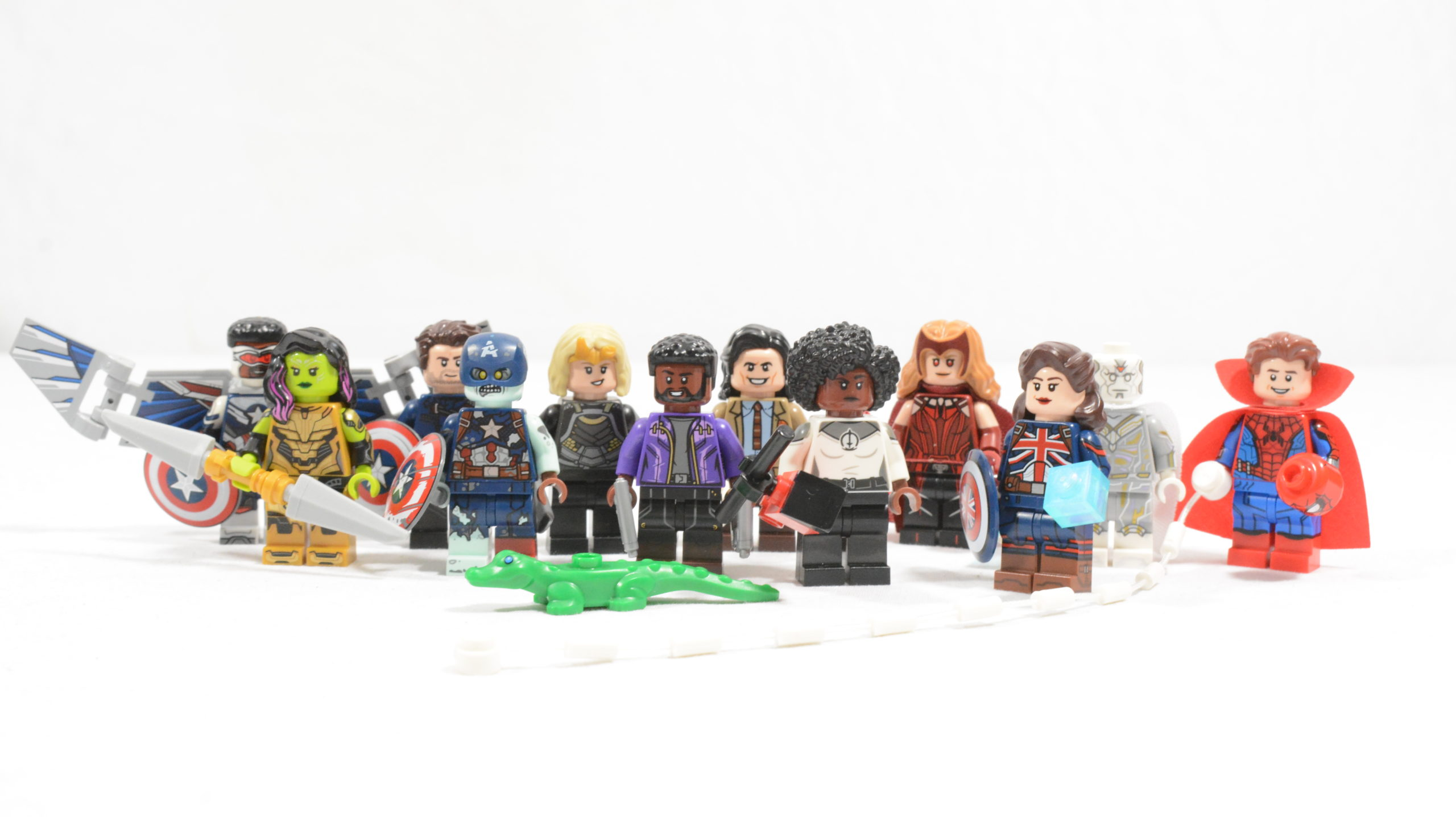 Marvel Collectable Minifigure - Header Image