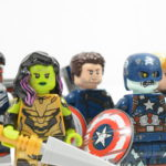 Marvel Collectable Minifigure - Gamora