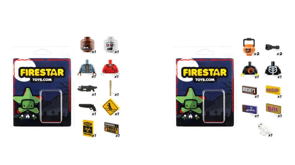 Firestar Toys Accessory Packs