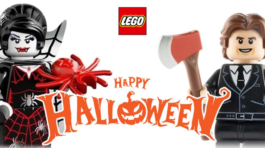 Halloween LEGO - Header Image