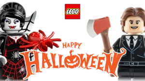 Our Favorite Halloween LEGO Pieces (and Customs!)