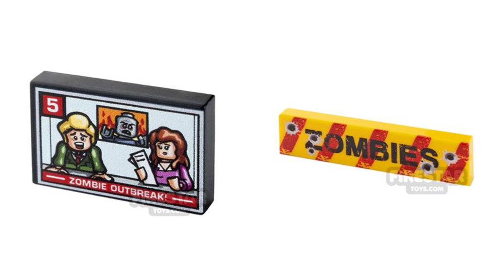 Firestar Toys Printed Accessories